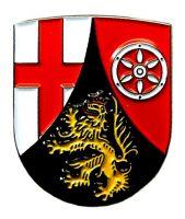 Pin Rheinland Pfalz Wappen Anstecker NEU Anstecknadel
