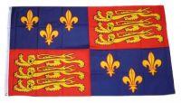 Fahne / Flagge Großbritannien Royal Banner 16. Jh. 90 x 150 cm