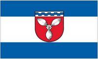 Fahne / Flagge Ascheberg Holstein 90 x 150 cm