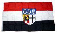 Flagge / Fahne Landkreis Bad Kissingen Hissflagge 90 x 150 cm