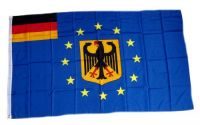 Fahne / Flagge Europa Deutschland Adler 90 x 150 cm