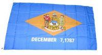 Fahne / Flagge USA - Delaware 90 x 150 cm