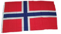 Flagge / Fahne Norwegen Hissflagge 90 x 150 cm