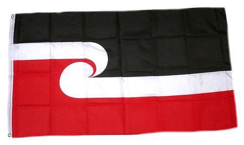 Flagge / Fahne Neuseeland - Maori Hissflagge 90 x 150 cm