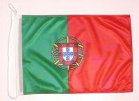 Bootsflagge Portugal 30 x 45 cm