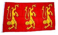 Fahne / Flagge König Richard 90 x 150 cm