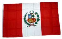 Fahne / Flagge Peru 150 x 250 cm