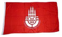 Flagge / Fahne Türkei - Istanbul Hissflagge 90 x 150 cm