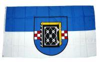Flagge / Fahne Bochum Hissflagge 90 x 150 cm