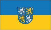 Fahne / Flagge Regionalverband Saarbrücken 90 x 150 cm