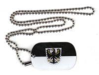 Dog Tag Fahne Ostpreußen