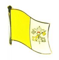 Flaggen Pin Vatikan
