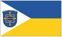 Fahne / Flagge Langenselbold 90 x 150 cm