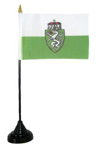 Tischfahne Österreich - Steiermark 11 x 16 cm Fahne Flagge