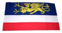 Flagge Fahne Rostock 30 x 45 cm
