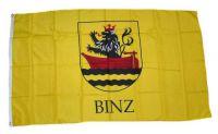 Flagge / Fahne Binz Hissflagge 90 x 150 cm