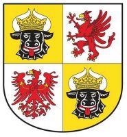 Wappenschild Aufkleber Sticker Mecklenburg Vorpommern