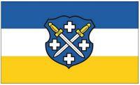 Fahne / Flagge Hadamar 90 x 150 cm
