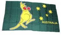 Fahne / Flagge Australien Känguruh 150 x 250 cm