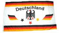 Fahne / Flagge Deutschland Fußball 3 90 x 150 cm
