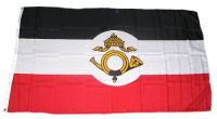 Fahne / Flagge Kaiserliche Reichspost 90 x 150 cm