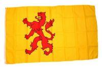 Fahne / Flagge Niederlande - Südholland 90 x 150 cm