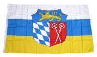 Flagge / Fahne Landkreis Bad Tölz Hissflagge 90 x 150 cm