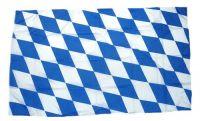 Fahne / Flagge Freistaat Bayern Raute 30 x 45 cm