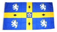 Fahne / Flagge England - Durham Country 90 x 150 cm