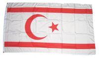 Fahne / Flagge Nordzypern 90 x 150 cm
