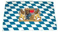 Fahne / Flagge Freistaat Bayern Löwen 30 x 45 cm
