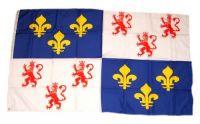 Fahne / Flagge Frankreich - Picardie 90 x 150 cm