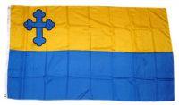 Flagge / Fahne Dülmen Hissflagge 90 x 150 cm