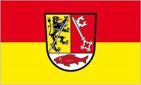 Flagge / Fahne Landkreis Forchheim 90 x 150 cm