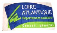Fahne / Flagge Frankreich - Loire 90 x 150 cm