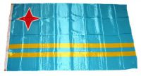 Flagge / Fahne Aruba Hissflagge 90 x 150 cm