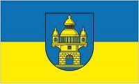 Fahne / Flagge Taucha 90 x 150 cm