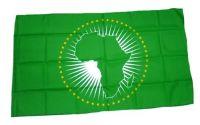 Fahne / Flagge Afrikanische Union 30 x 45 cm