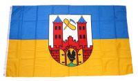 Flagge / Fahne Suhl Hissflagge 90 x 150 cm