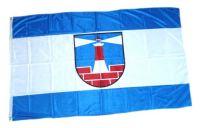 Fahne / Flagge Sassnitz 90 x 150 cm
