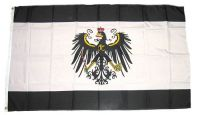 Fahne / Flagge Königreich Preußen 90 x 150 cm