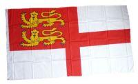 Fahne / Flagge Sark 90 x 150 cm