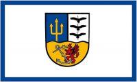 Fahne / Flagge Zingst 90 x 150 cm