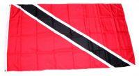 Flagge / Fahne Trinidad & Tobago Hissflagge 90 x 150 cm