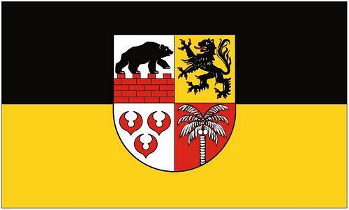 Fahne Flagge Wittenberg 90 x 150 cm
