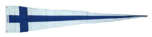 Langwimpel Finnland 30 x 150 cm
