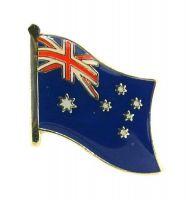 Flaggen Pin Fahne Australien Pins Anstecknadel Flagge