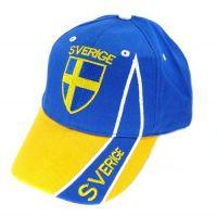 Basecap Schweden