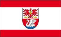 Fahne / Flagge Prenzlau 90 x 150 cm