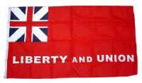 Fahne / Flagge Liberty and Union 90 x 150 cm